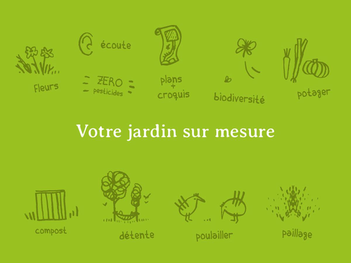 WEB - Pierre Feuille Cisaille Graphisme marc blanchard rennes bretagne, paysagiste ecologie vert