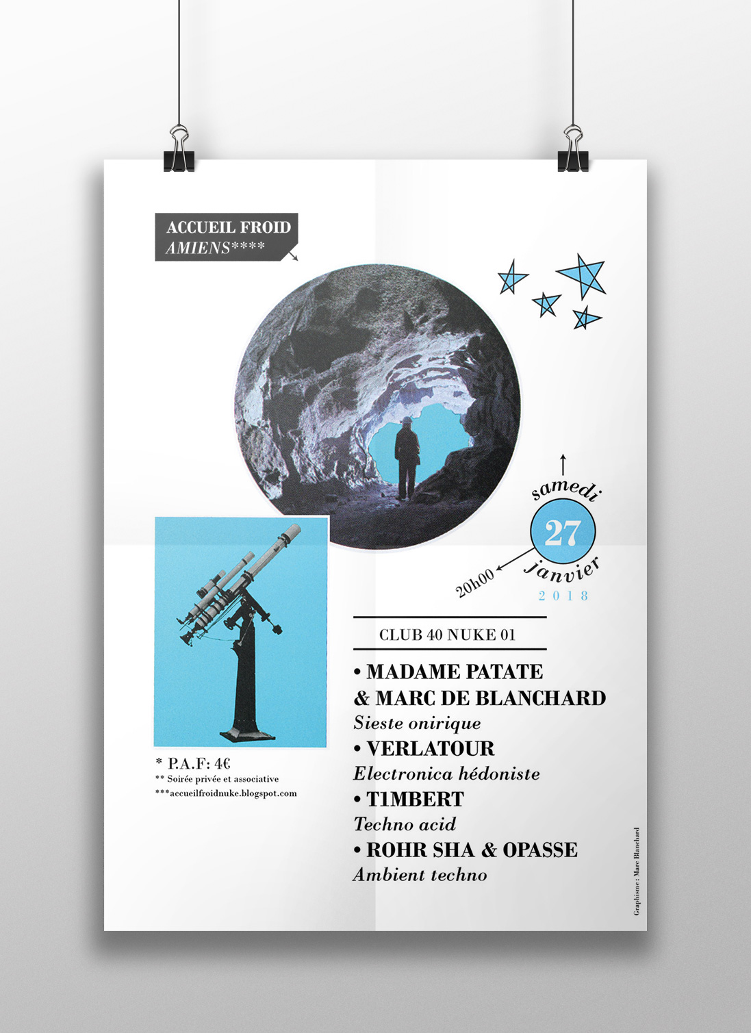 Graphisme Marc Blanchard - Rennes, Bretagne, France