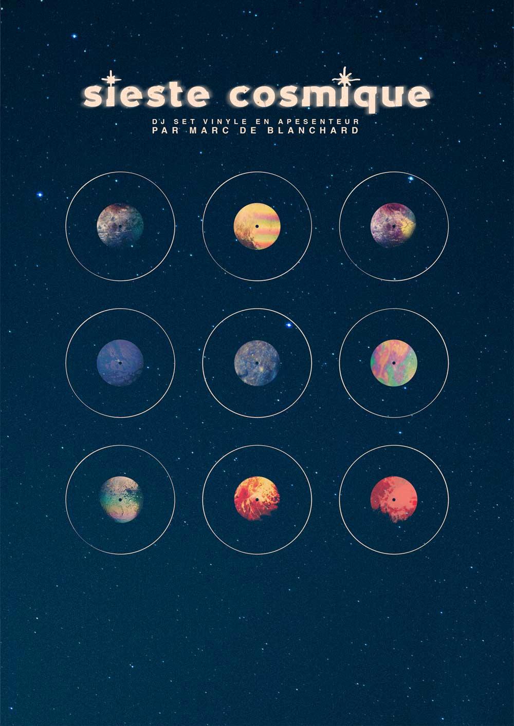 Sieste cosmique