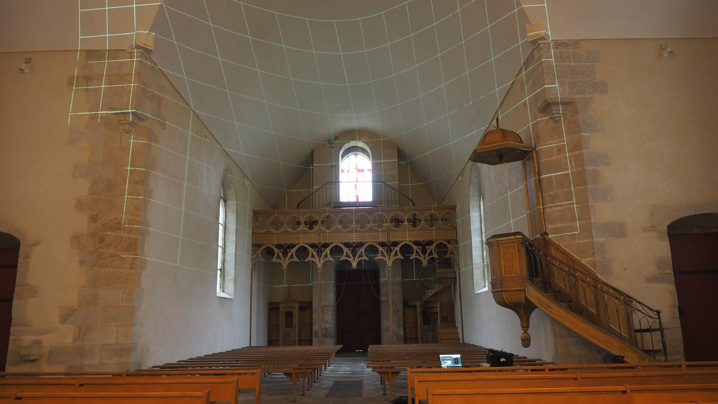 ÉLÉVATIONS – Chapelle de Bonne Nouvelle, Melgven (29), 13 et 14 décembre 2019.